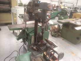 USED TOUGH DRILL /SQUARE CHISEL MORTISER - picture0' - Click to enlarge