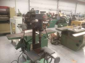 USED TOUGH DRILL /SQUARE CHISEL MORTISER - picture2' - Click to enlarge