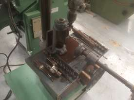USED TOUGH DRILL /SQUARE CHISEL MORTISER - picture5' - Click to enlarge