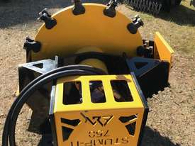 Stump Grinder Excavator - picture0' - Click to enlarge