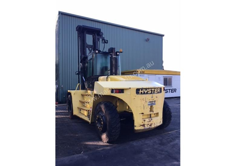 16T Counterbalance Forklift