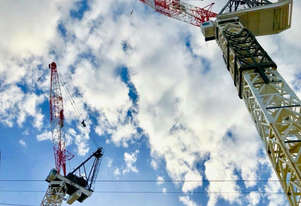 FAVCO STD 1000 MK3 TOWER CRANE