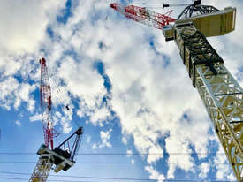 FAVCO STD 1000 MK3 TOWER CRANE - picture0' - Click to enlarge