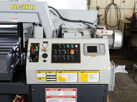 Hydmech M-20A Automatic Horizontal Bandsaw  - picture2' - Click to enlarge