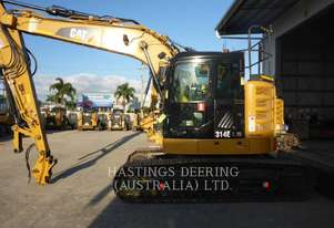 CATERPILLAR 314ELCR Track Excavators