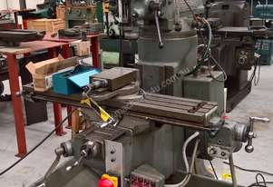 Bridgeport used milling machine