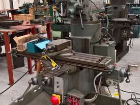 used milling machine - picture0' - Click to enlarge
