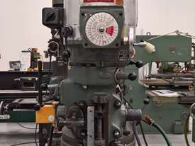 used milling machine - picture1' - Click to enlarge