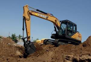 CASE CX130C CRAWLER EXCAVATORS