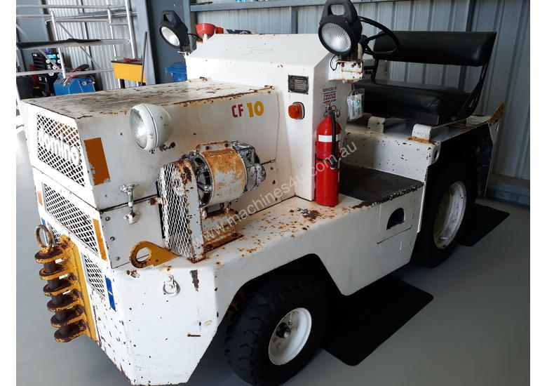 Domino TT53 Tow Tractor Aircraft TUG