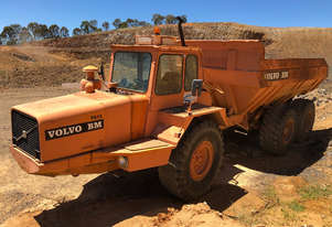 Volvo BM861 Articulated Off Highway Truck