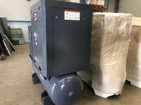 Screw Compressor 11kW - Tank and Dryer Package  - picture3' - Click to enlarge
