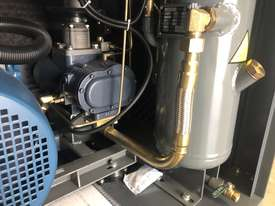 Screw Compressor 11kW - Tank and Dryer Package  - picture7' - Click to enlarge