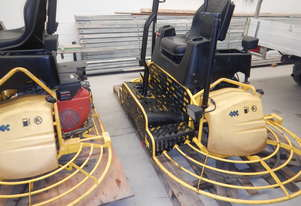 Wacker Neuson Ride-on Trowel machine