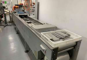 Thermoforming Thermoformer Packaging Machine Tray Sealer