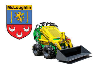 Mini Loader - McLoughlin Scrub Master