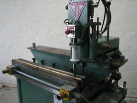 Header Hole Pierce Extrude Machine - picture0' - Click to enlarge