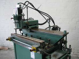 Header Hole Pierce Extrude Machine - picture1' - Click to enlarge