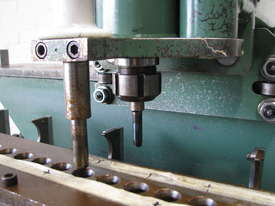 Header Hole Pierce Extrude Machine - picture2' - Click to enlarge