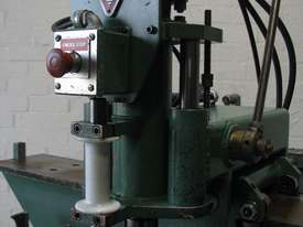 Header Hole Pierce Extrude Machine - picture4' - Click to enlarge