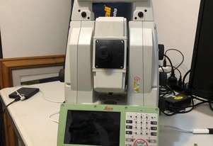 Leica MS60 1 Second Total Station & Laser Scanner