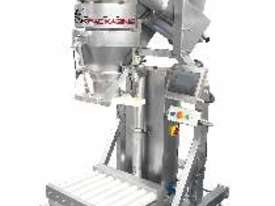 Bag or Carton Weigh Filler (dual screw, all s/s) - picture0' - Click to enlarge