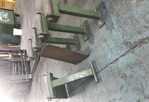 Kasto Powered Hacksaw Metal Cutting Machine 3 Phase with Feed Roller