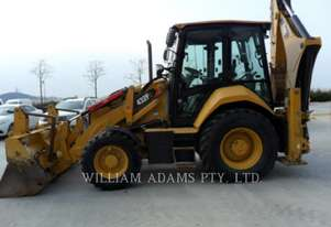 CATERPILLAR 432F2LRC Backhoe Loaders
