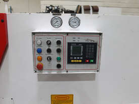 Machtech QC11Y - 6X3200 Hydraulioc Guillotine - picture2' - Click to enlarge
