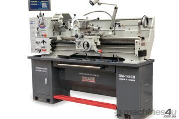 51mm Spindle Bore Metal Lathe, 1000mm Bed, 35 ~ 1900RPM  (16 Speeds) - Feature Packed