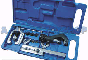 FLARING TOOL DOUBLE AF & TUBE CUTTER KIT