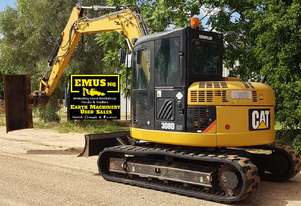 2011 Cat 308D CR Excavator, low hrs, JB tilt.  MS531