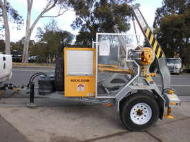 3,000kg ATM , self loader cable drum recovery winch trailer  - picture0' - Click to enlarge