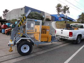 3,000kg ATM , self loader cable drum recovery winch trailer  - picture3' - Click to enlarge