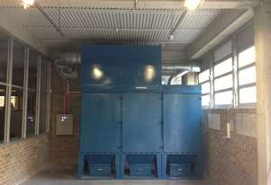 Shaker Dust Collector 800-10000 m3/h  3-15kW