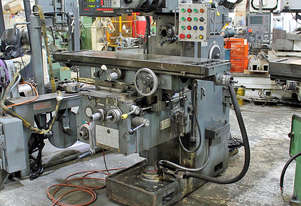 Pacific FCM 1600 Universal Milling Machine