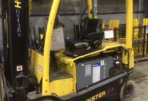 2.5T 4 Wheel Battery Electric Forklift