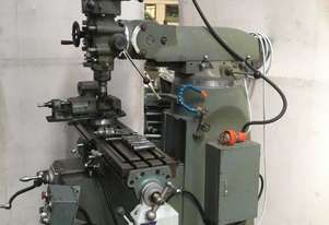 HAFCO Variable Speed Turret Milling Machine
