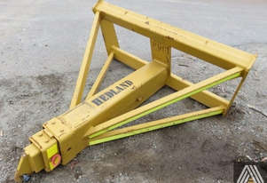 2011 Contatore Engineering 133 Jib to Suit 972 Loader