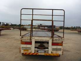 2007 General Transport Equipment 3-2 45' Flat Top Tri Axle Lead Trailer - T30 - picture2' - Click to enlarge