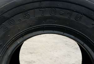 WHEEL LOADER / FRONT END LOADER TYRE 20.5 / 70 - 16 BRAND NEW
