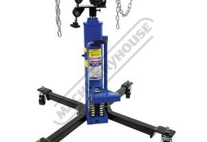 2049T Swivel Transmission Jack - 2 Way Multi Tilt Hydraulic Lift: 820 - 1768mm 500kg Capacity
