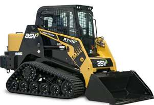 ASV RT-60 2 SPEED SITE DUMPERS