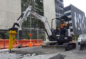 Rock Breakers to suit 0.8 to 8 Tonne Excavator
