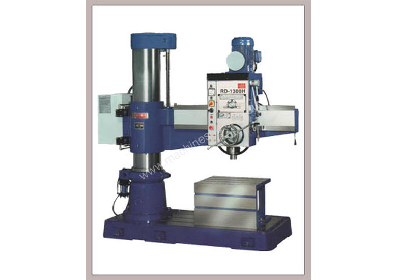 TF-1300H Radial Arm Drill