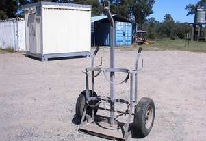 LBD Supply pty ltd gas bottle trolley