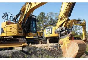 CATERPILLAR 321 D LCR Track Excavators