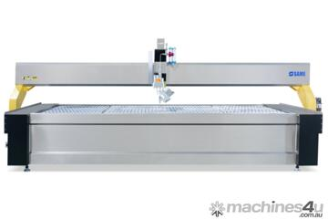 5 Axis Waterjet - Buy Direct From The Factory - Gantry Style - Best for Porcelain and Stone Cutting
