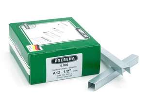 Prebena A12CNK Staples galvanized