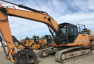 Caterpillar Case  CX250C Excavator